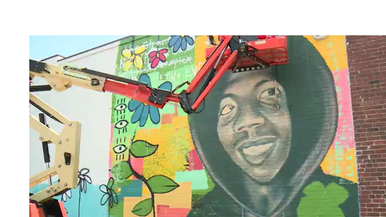 Richmond mural project to involve community in creative work