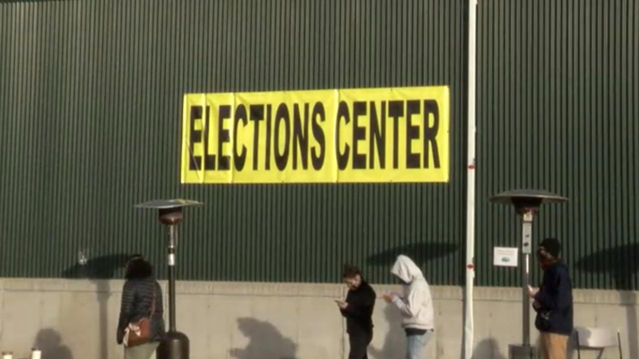 Missoula County Nov. 3 Election Lines