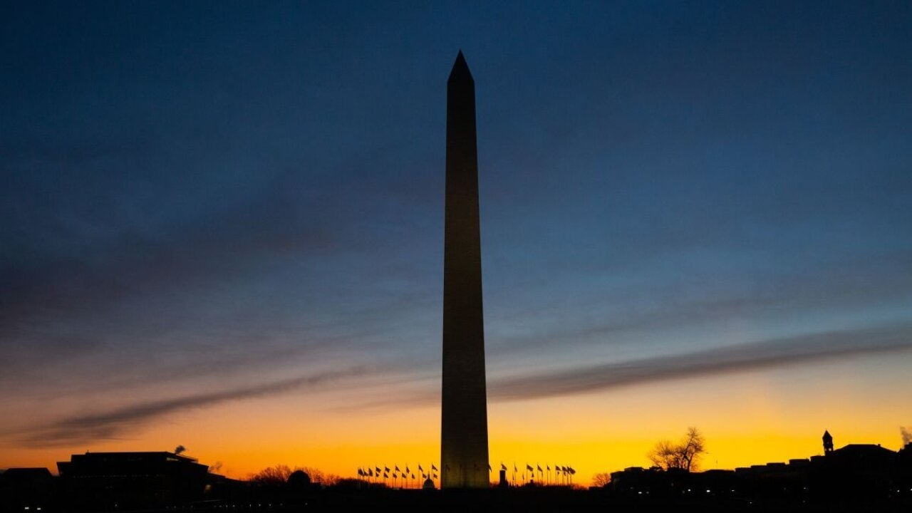 Watch: The Washington Monument reopens to visitors