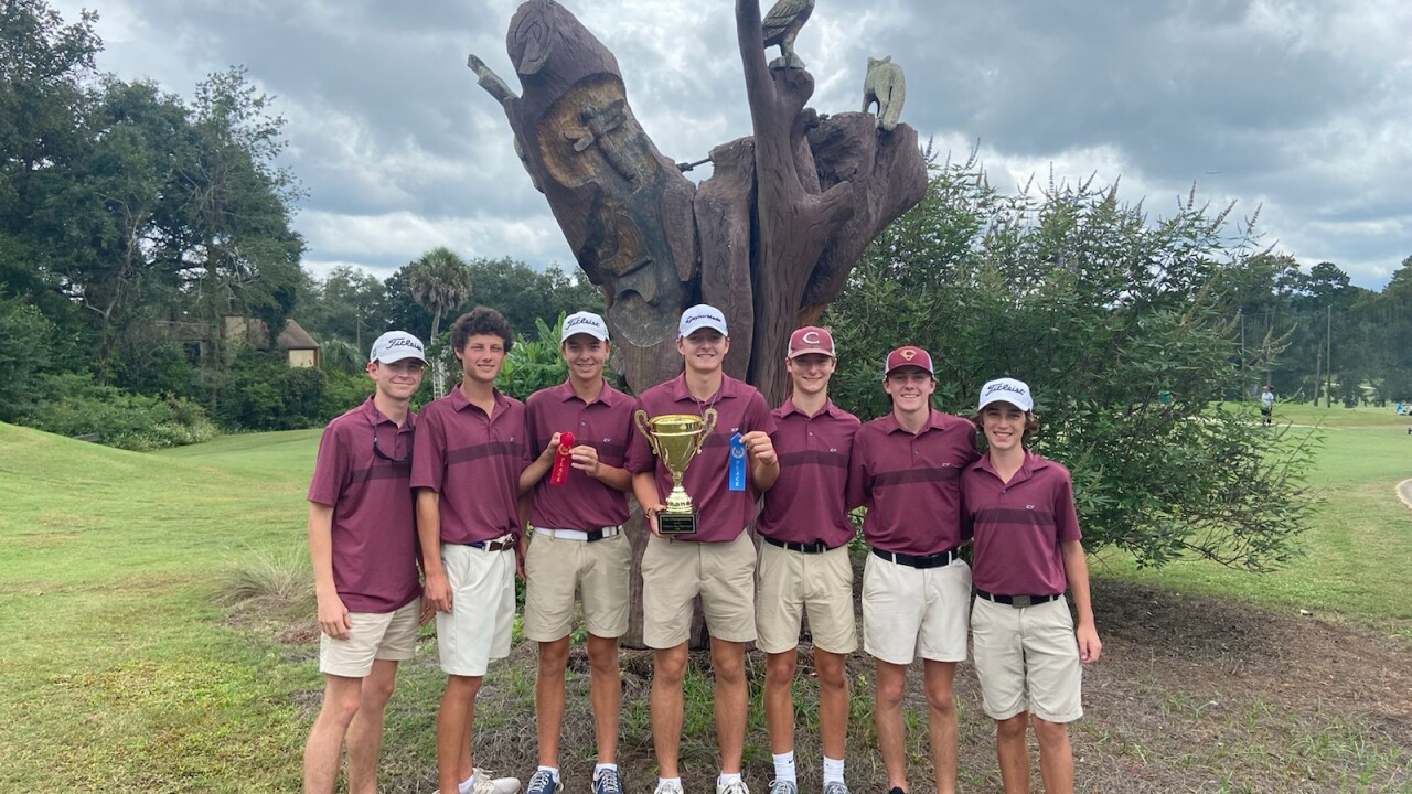 Chiles boys golf wins City Championship for tenth straight year