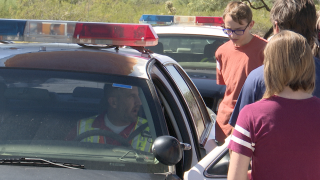 Teen drivers with driver's licenses get a more advanced education at TPD's START program.