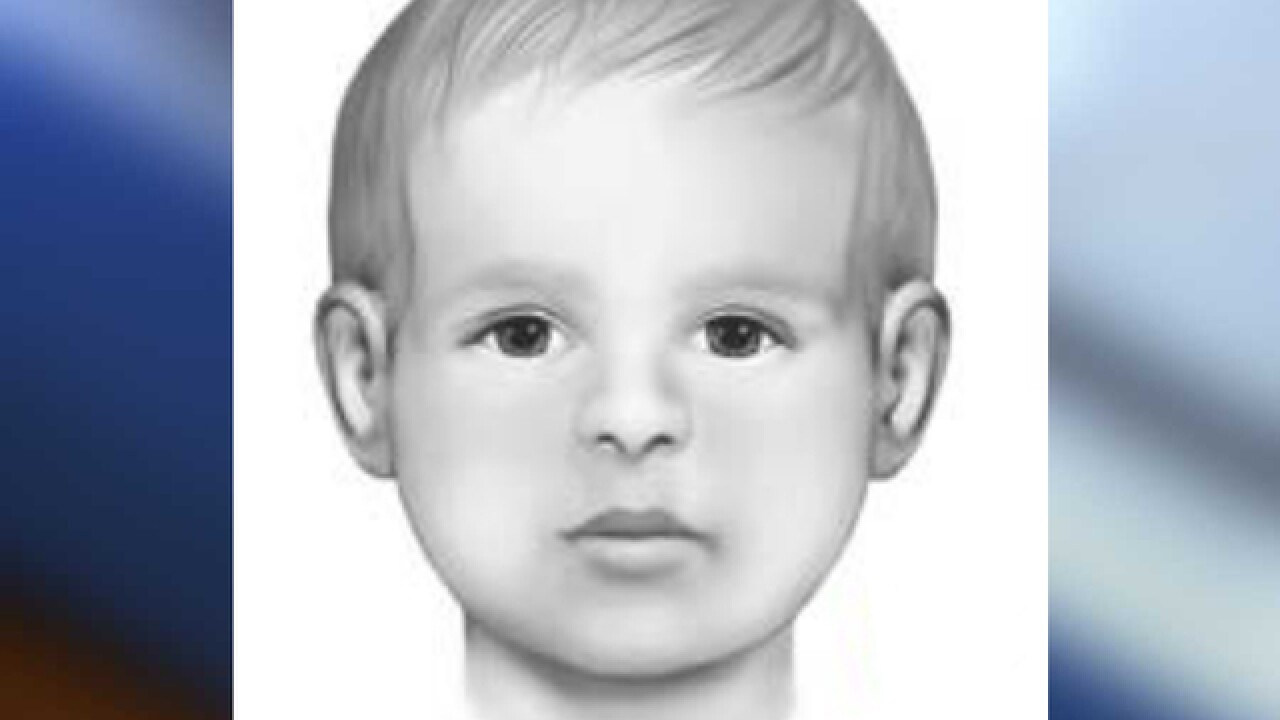 Child found dead in RB, police seek help