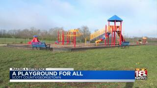 Making A Difference: Building A Playground Everyone Can Use