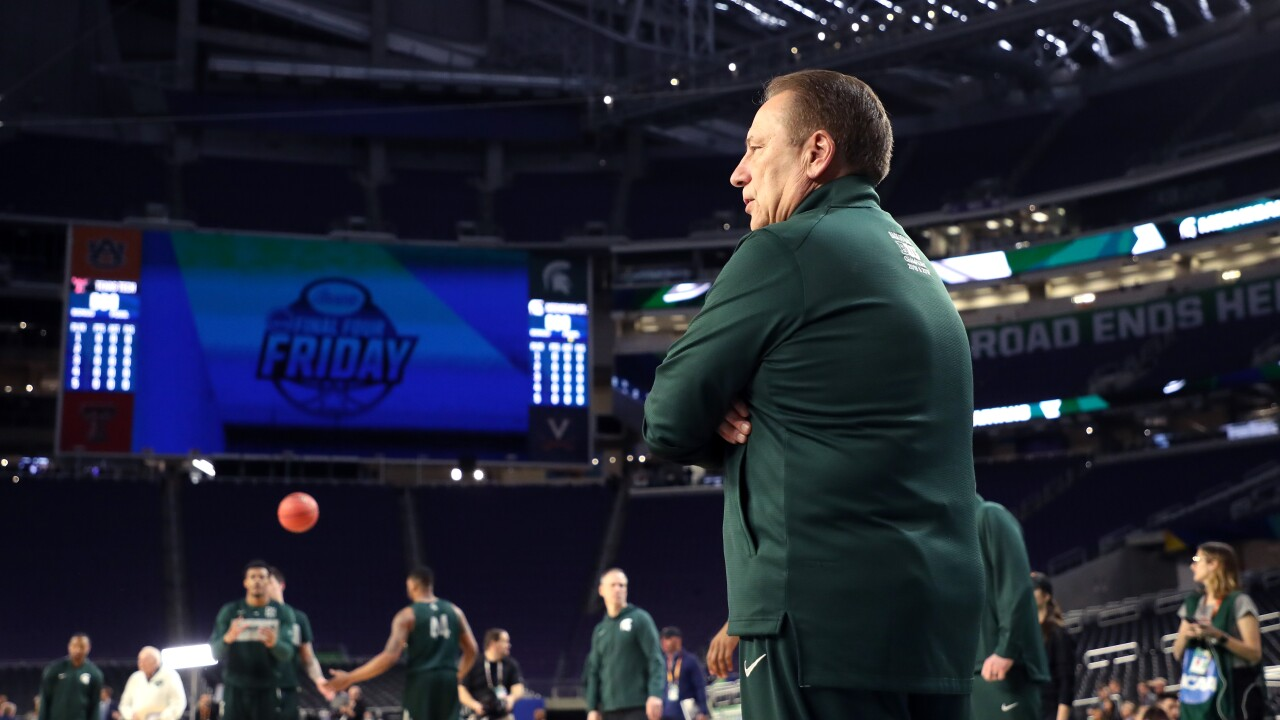 Michigan State, Texas Tech get ready for a Final Four grind