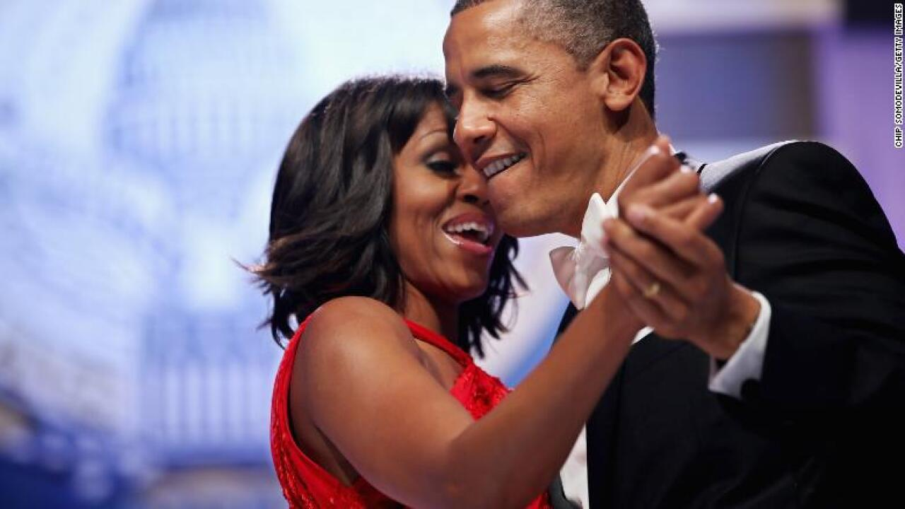 Barack and Michelle Obama post sweet tributes to celebrate their 27th anniversary