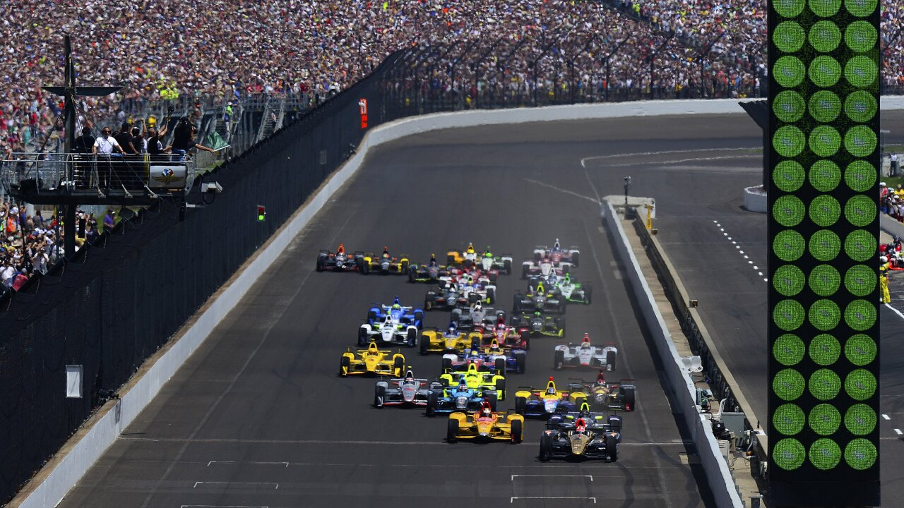 Simon Pagenaud becomes the first French driver to win the Indianapolis 500 in more than a century