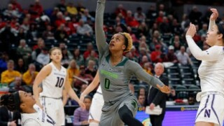 Shay Colley, Michigan State women pull away from Northwestern in Big Ten tourney opener