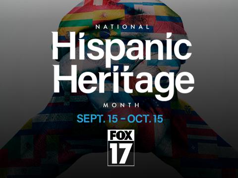National Hispanic Heritage Month 2021 sidebar promo image