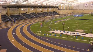 University of Akron track