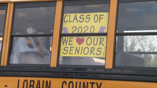 Avon Class of 2020 celebration