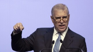 Lawyers: US not investigating Prince Andrew in Epstein probe