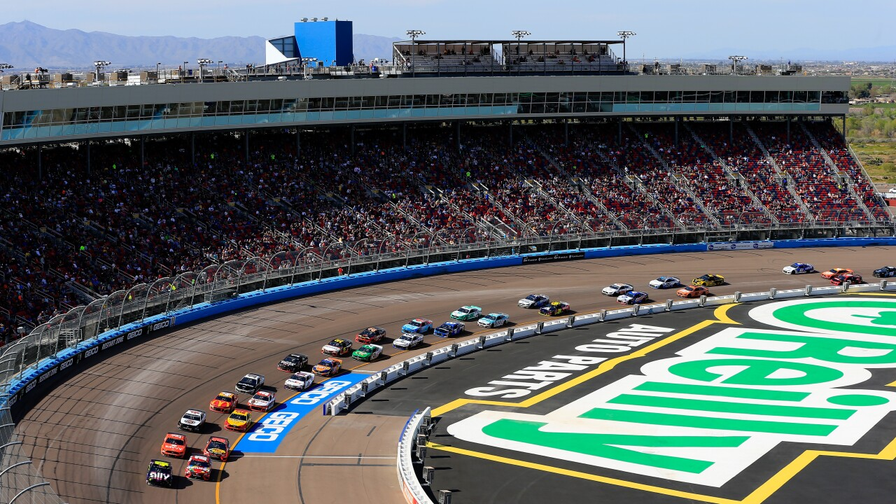Ism Raceway To Host Nascar Championship Weekend In November 2020