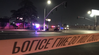 Bakersfield Police investigating shooting and crash