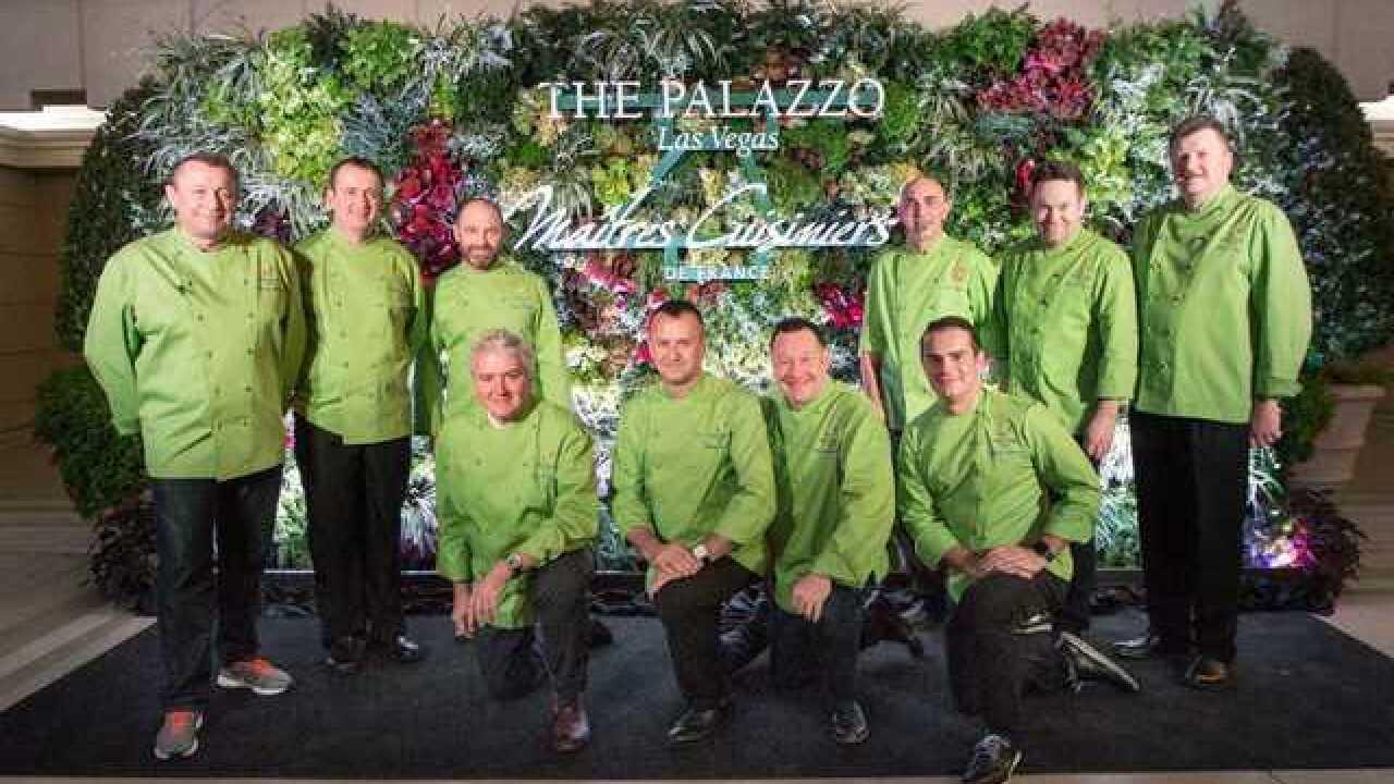 13 Tastes of Las Vegas Restaurant News Sept. 27