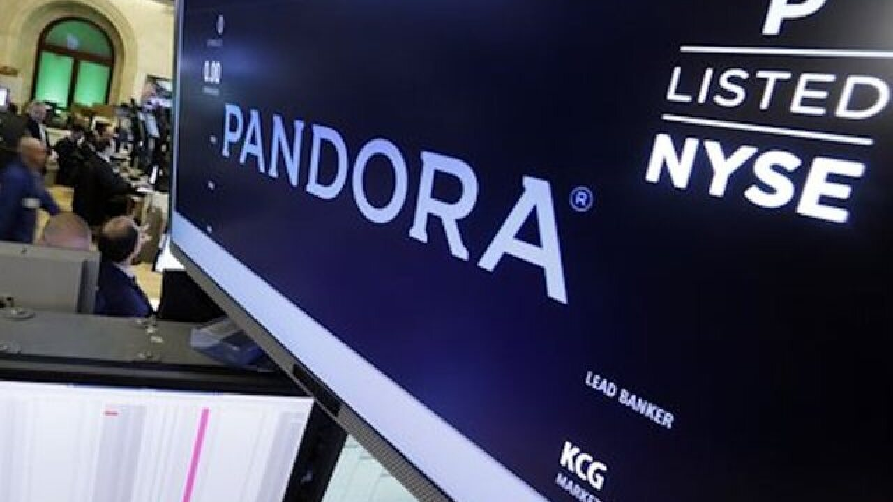 SiriusXM buying Pandora Media