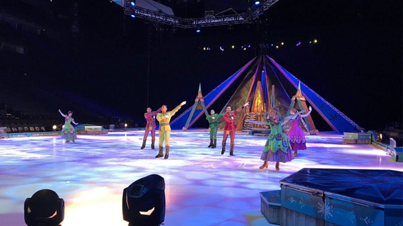Disney On Ice Presents 'Frozen' In Nashville This Weekend