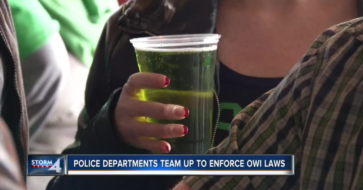 a337de833 Police: Do not drive drunk this St. Patrick's Day