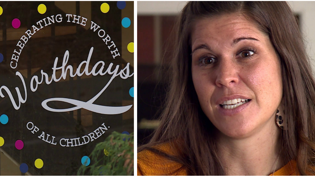 Midlothian mom's non-profit helps foster children find joy on their birthday