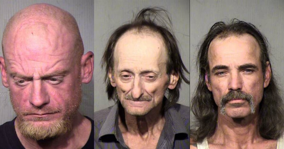 Three arrested for stealing Lamb of God guitars