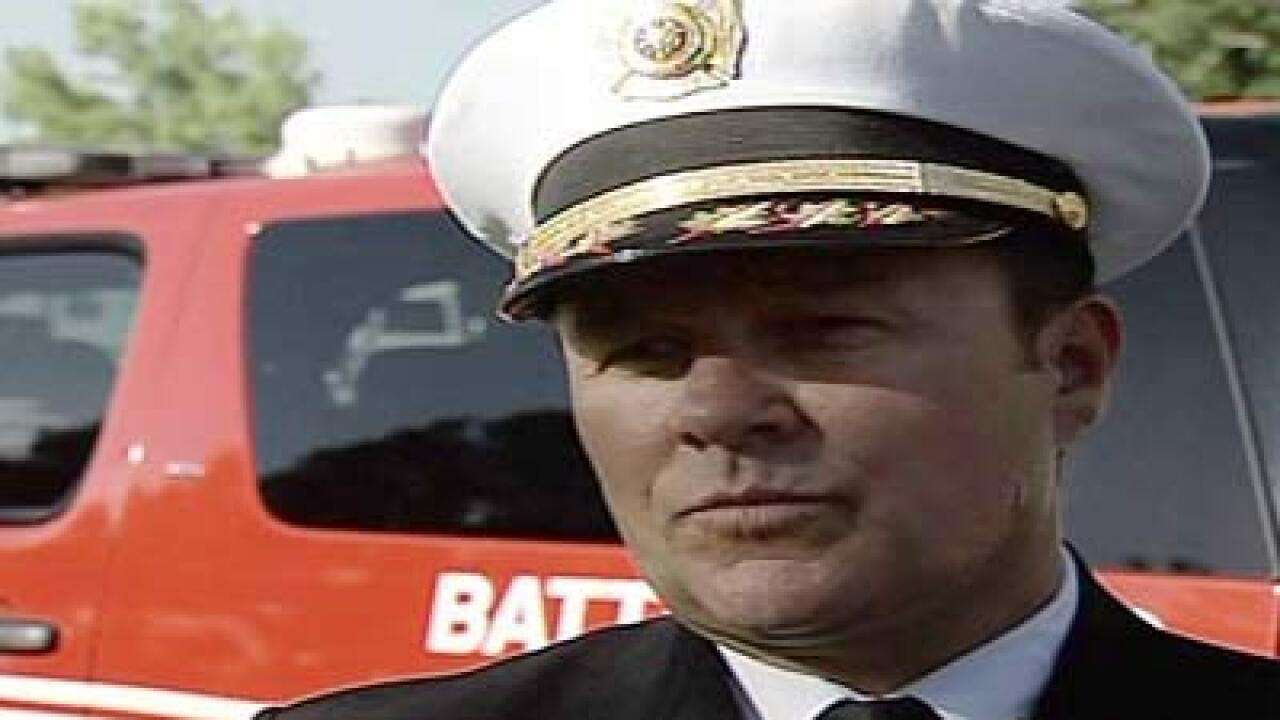 Fire chief's bid for city council challenges the Hatch Act