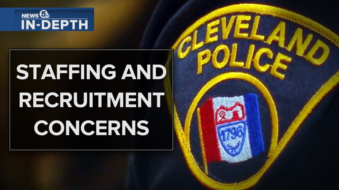 In-Depth: CLE leaders, police union share officer staffing concerns