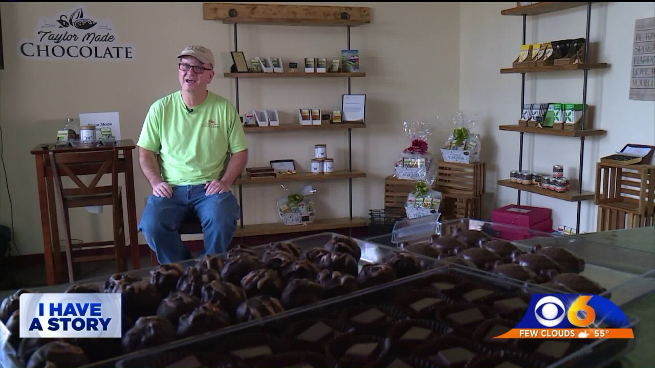 Chocolatier makes world better place with treats: 'We want to be rich in how we giveback'