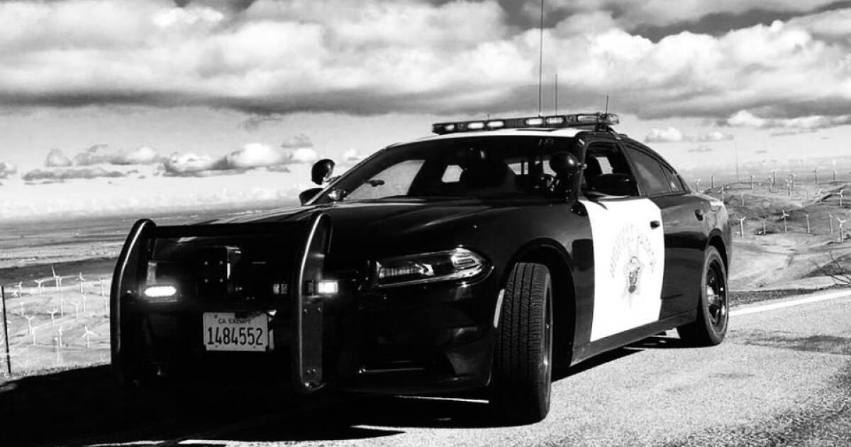 CHP cracks down on speeding drivers detoured during Hwy 101 closure