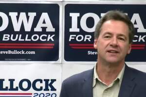 Gov. Bullock continues Midwest presidential campaign