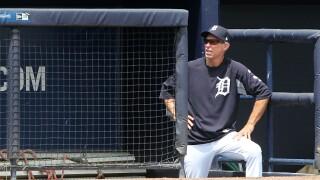 Alan Trammell Tigers 2018