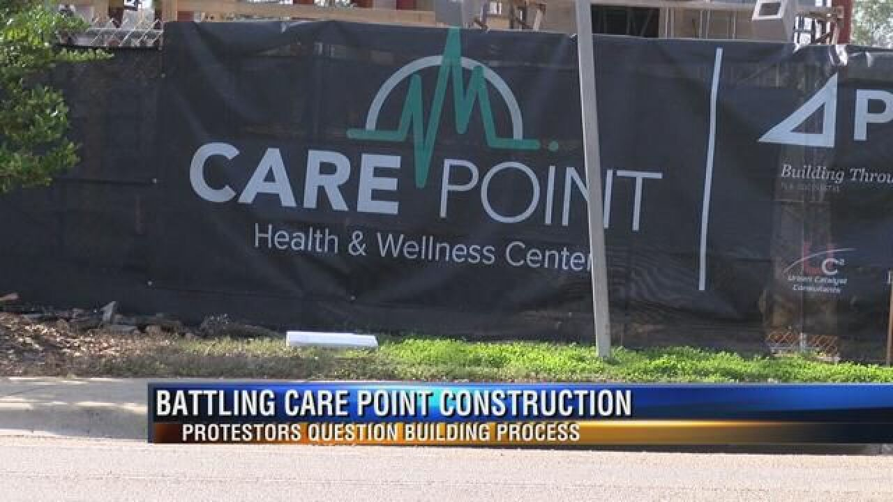 Local Lawmaker Calls for Closer Look at Care Point Center Development