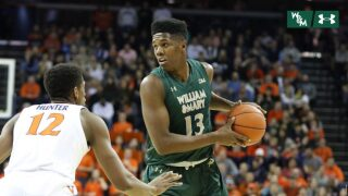 Nathan Knight's last-second bucket sends W&M men's basketball to nation-leading seventh roadwin