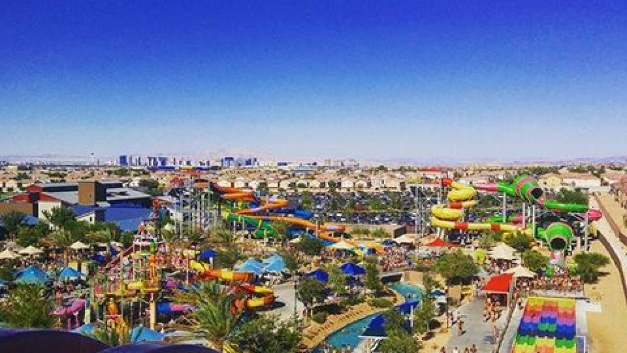 Wet'n'Wild celebrates its 5th birthday