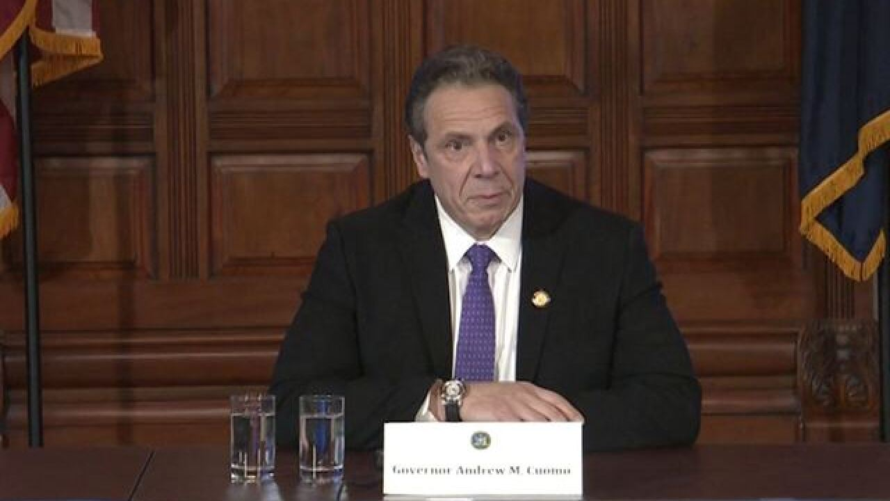 Cuomo: Make sex offenders disclose dating, gaming usernames