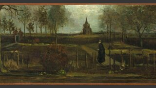 Netherlands Art Thefts Arrest