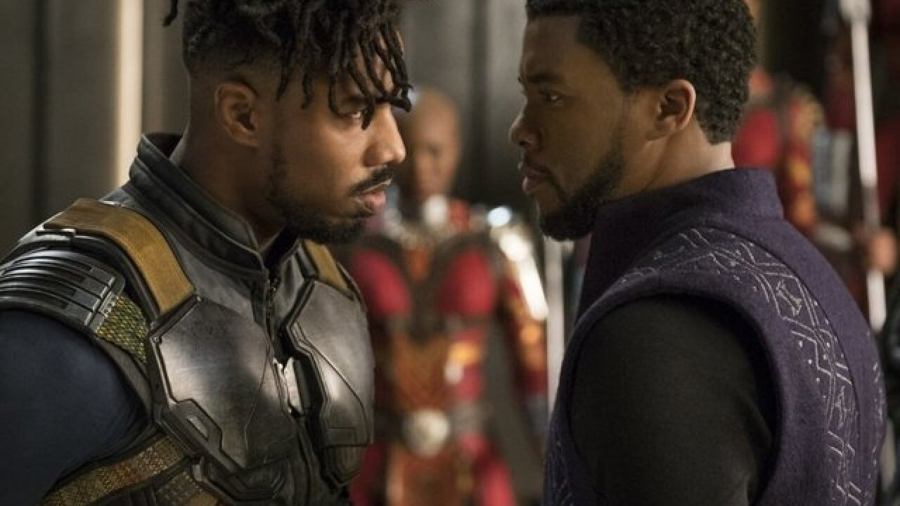 'Black Panther' claws its way to home video