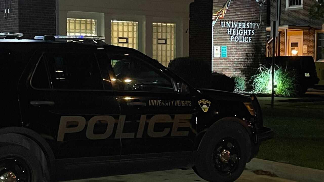 University Heights Police