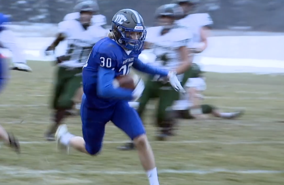 Owen Petersen helps lead Montague to a state title appearance