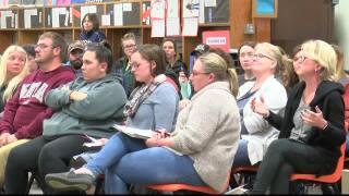 Plains Threat School Meeting