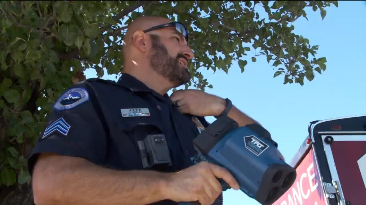 South Jordan Police crack down on speeding, distracted driving as kids head back to school