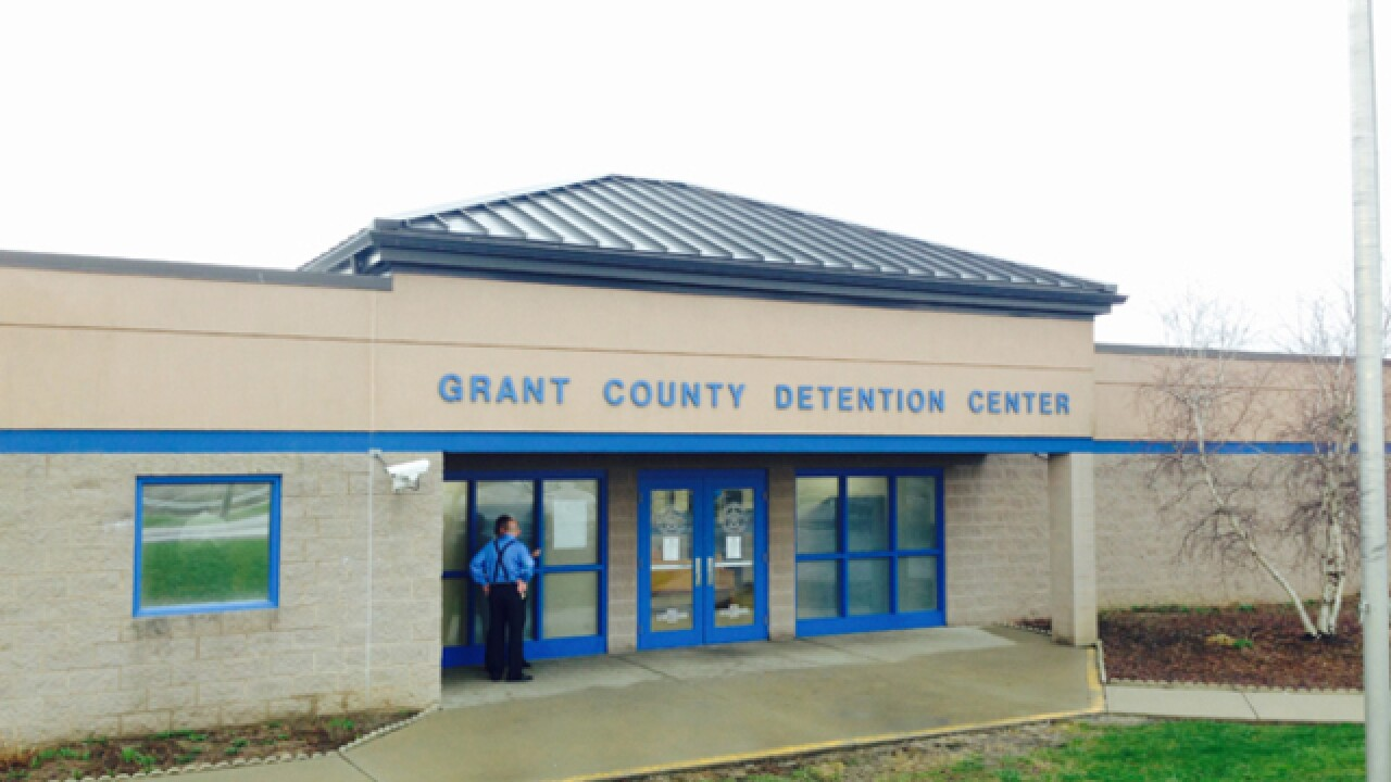 WATCH LIVE: Judge discusses Grant County jail closure