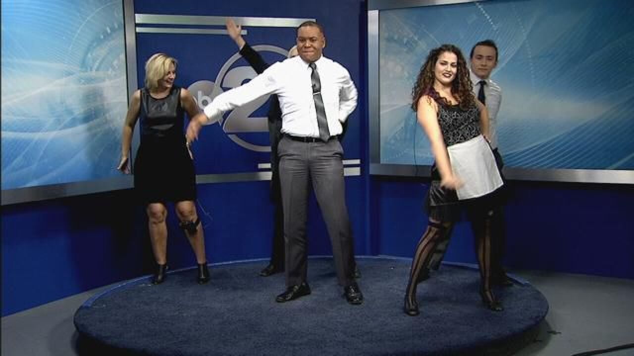 SECOND CUP: Dancing with 'The Rocky Horror Show' Cast