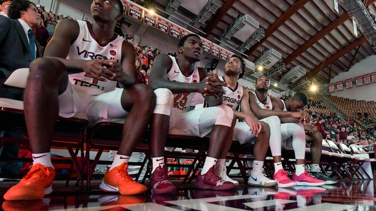 Virginia Tech men's hoops