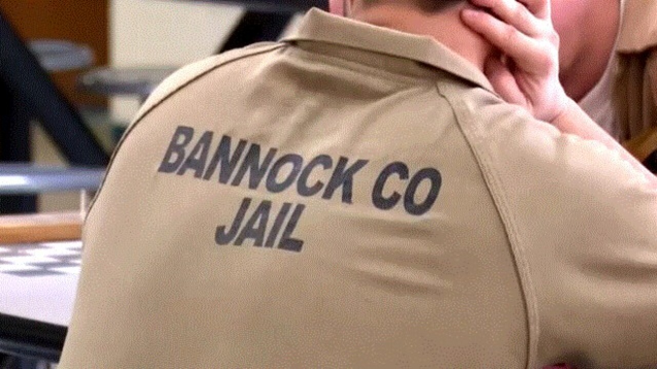 Inmates riot at Bannock County Jail