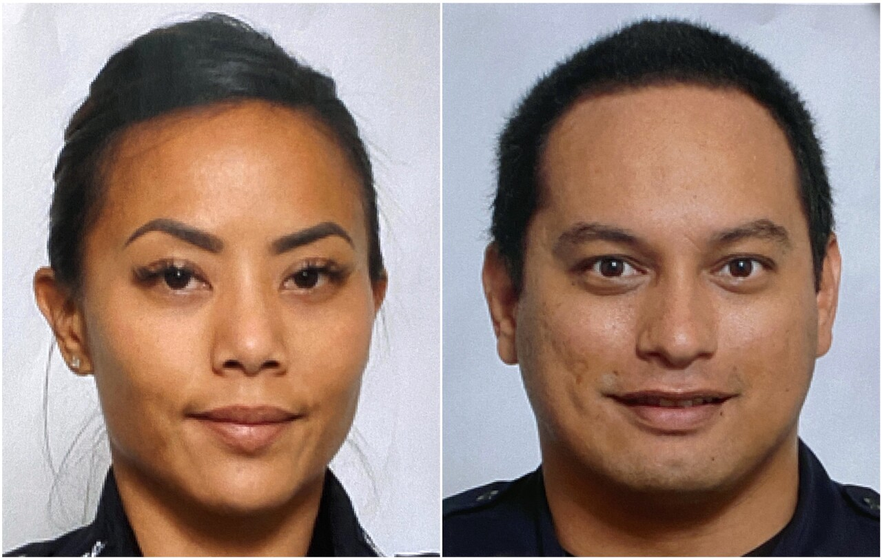 2 officers killed Hawaii shooting have been identified
