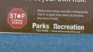 Missoula Parks and Recreation volunteer tests positive for COVID-19