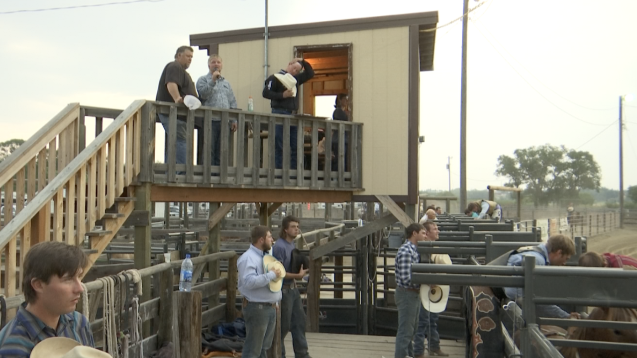 'Tired of seeing our little town dying'; Frustration sparks Big Timber PRCA Rodeo