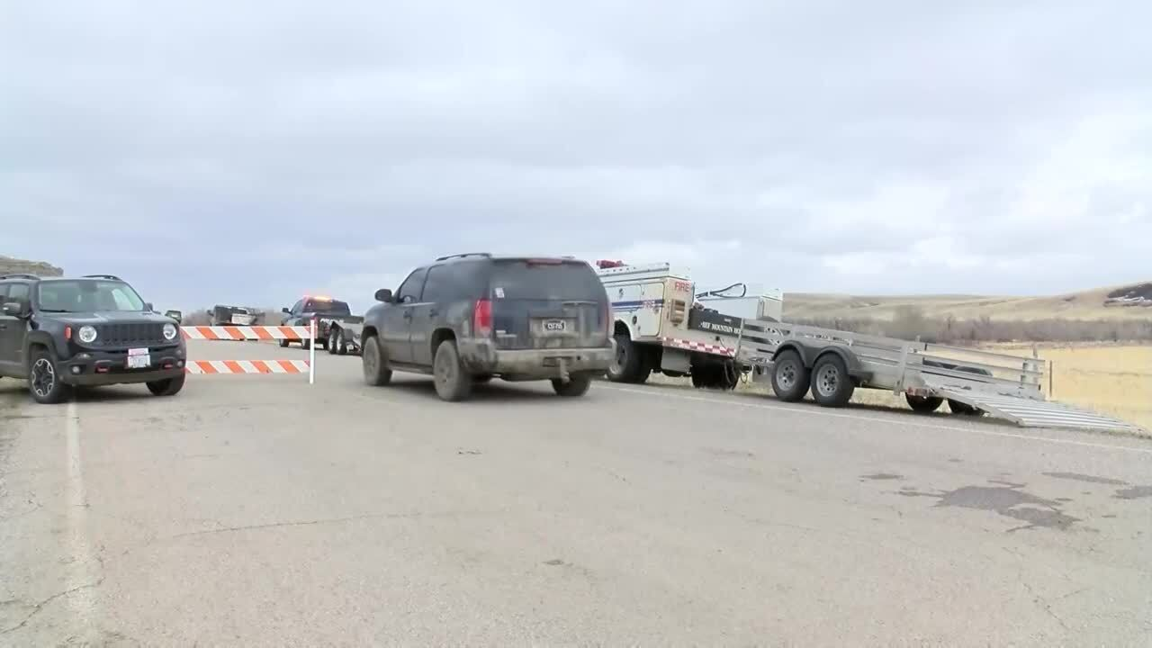 Recovery efforts continue for Arden Pepion near Browning