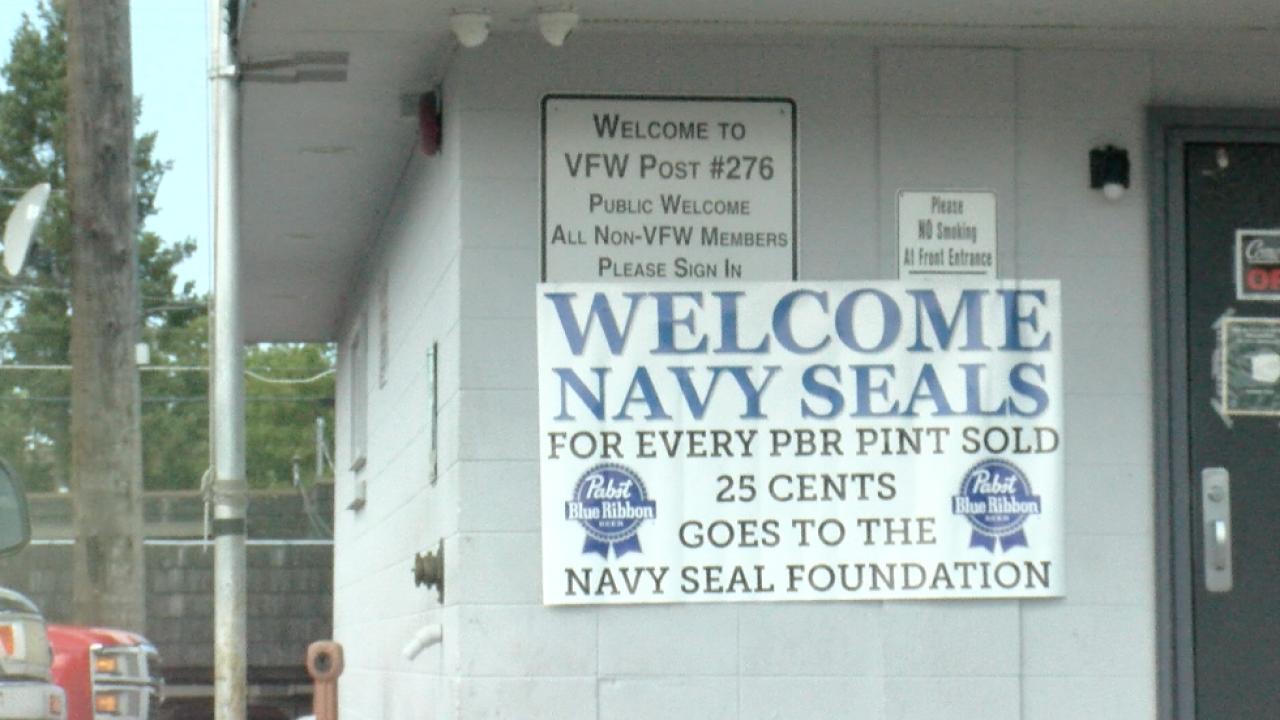 Whitefish VFW bar