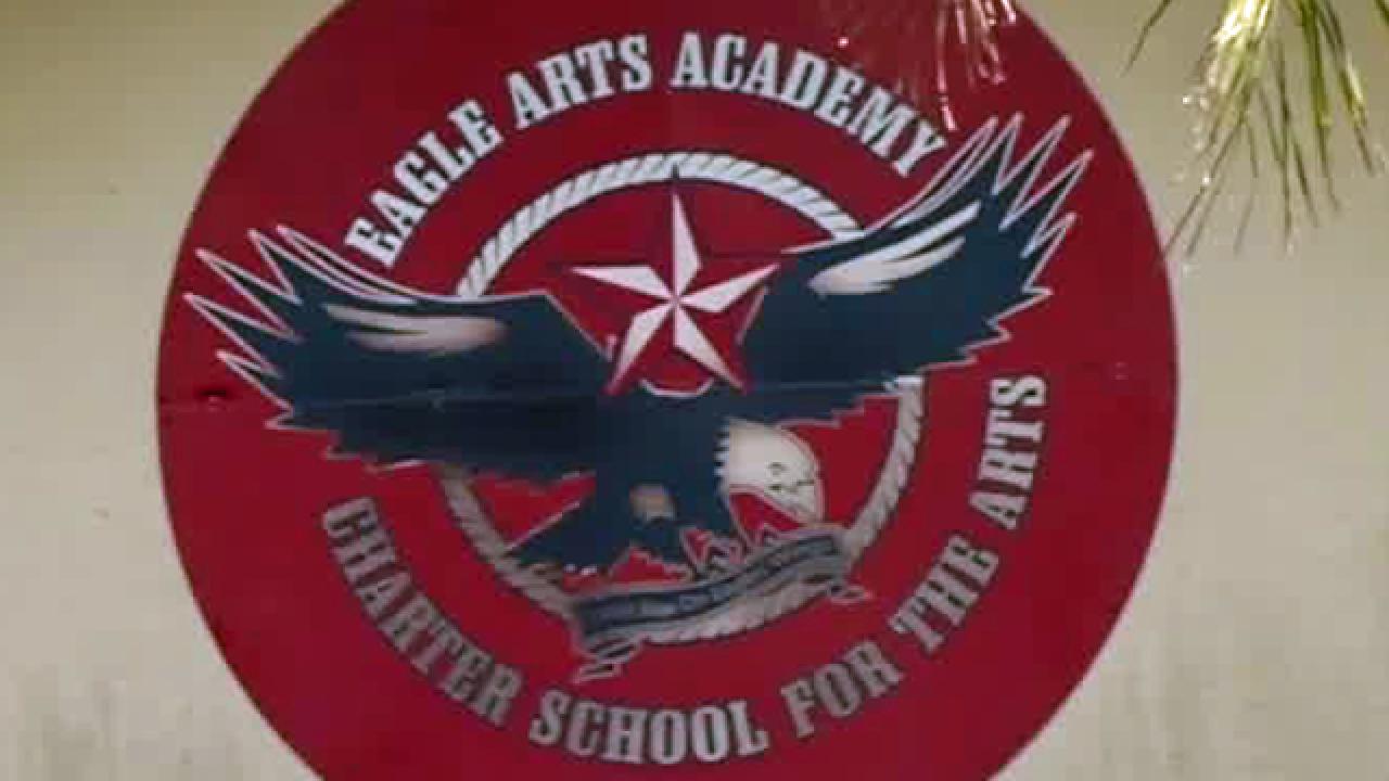 Palm Beach County School Board votes to close Eagle Arts Academy