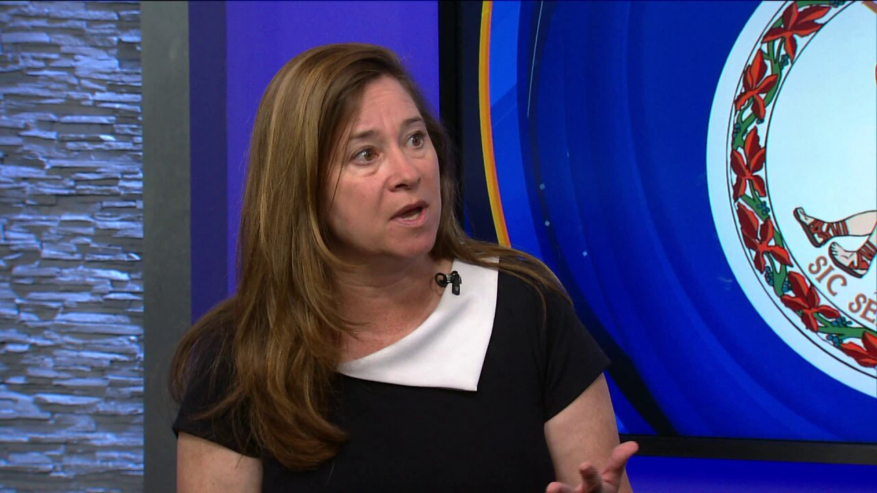 Get to know Shelly Simonds, candidate for Virginia's 94th District